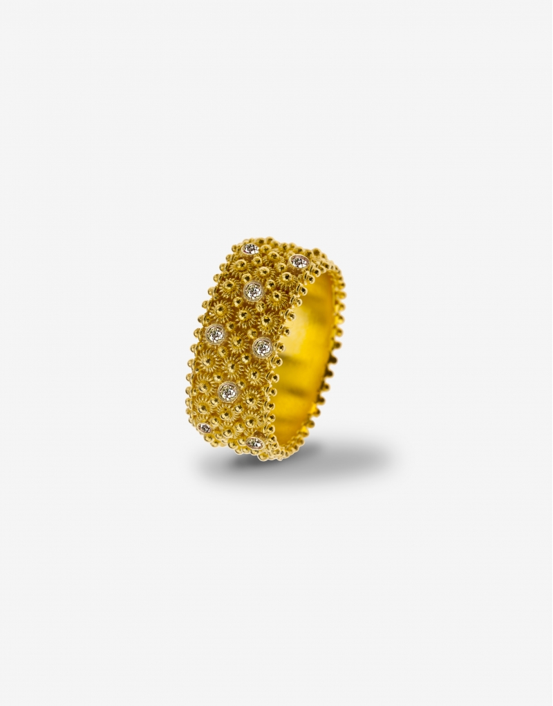 Fedele diamonds ring
