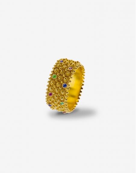 Fedele gems ring